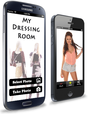 My Cool Virtual Dressing Roop App for your phone fashion sense