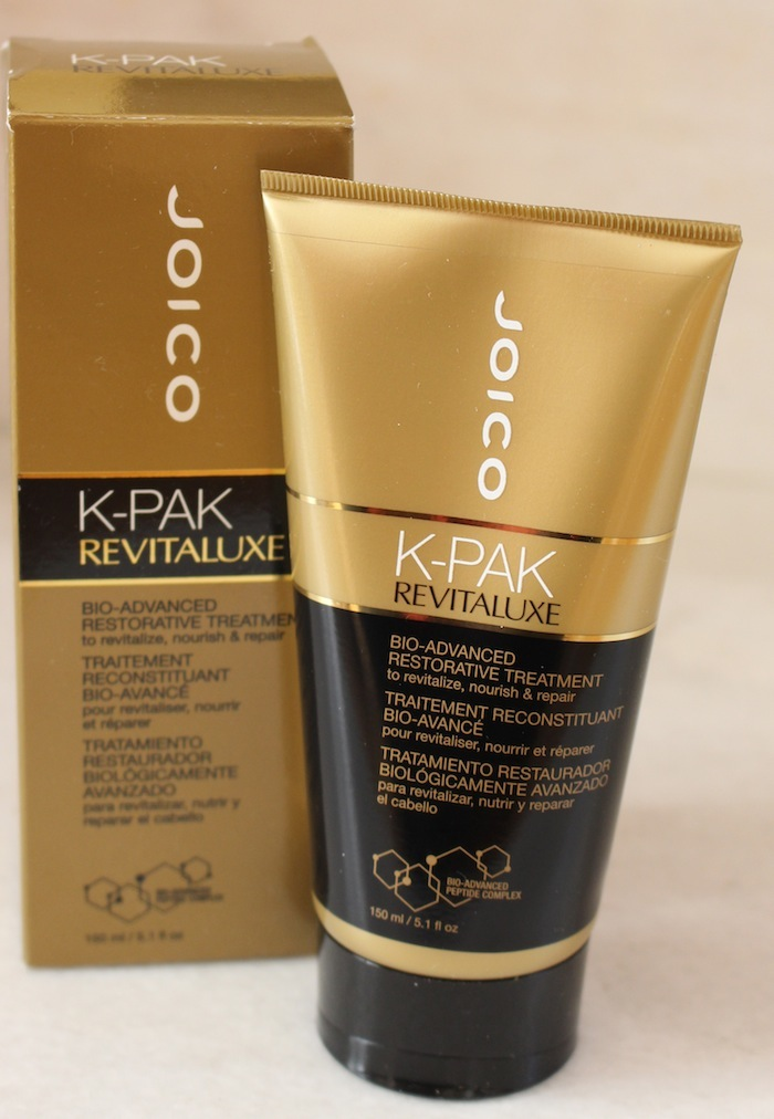 K-Pack Revitaluxe By Joico Holiday Gift Ideas 2014