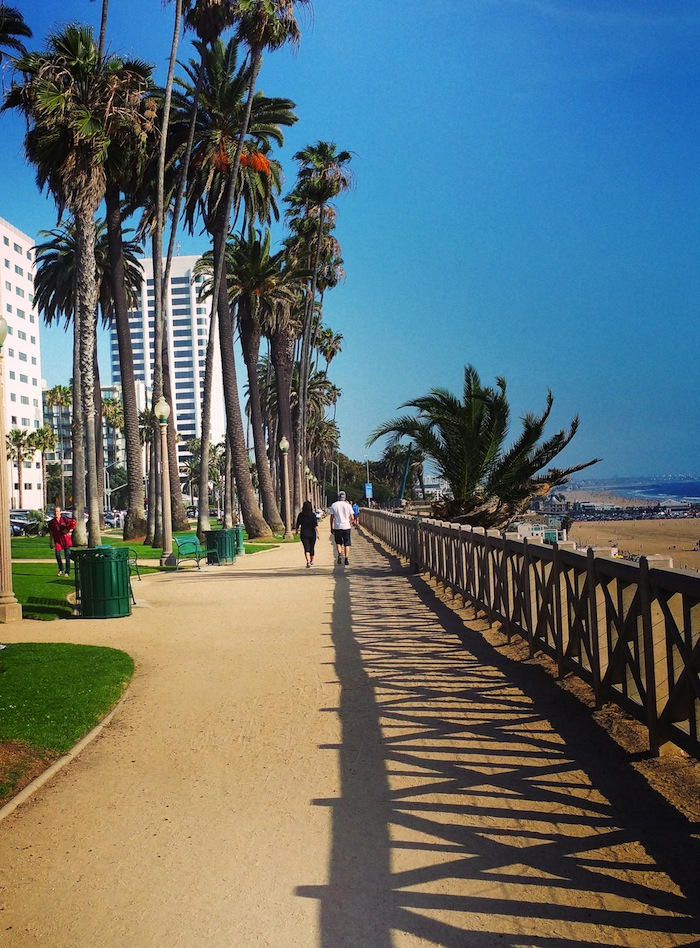 Santa Monica Beach 2015 Best Views In LA