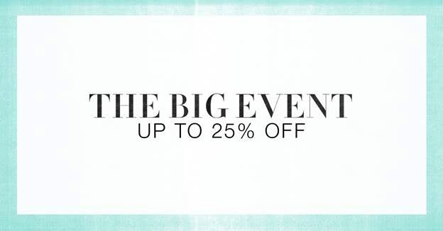Shop Bop Big Sale Event March 2015 big online fashion sale March