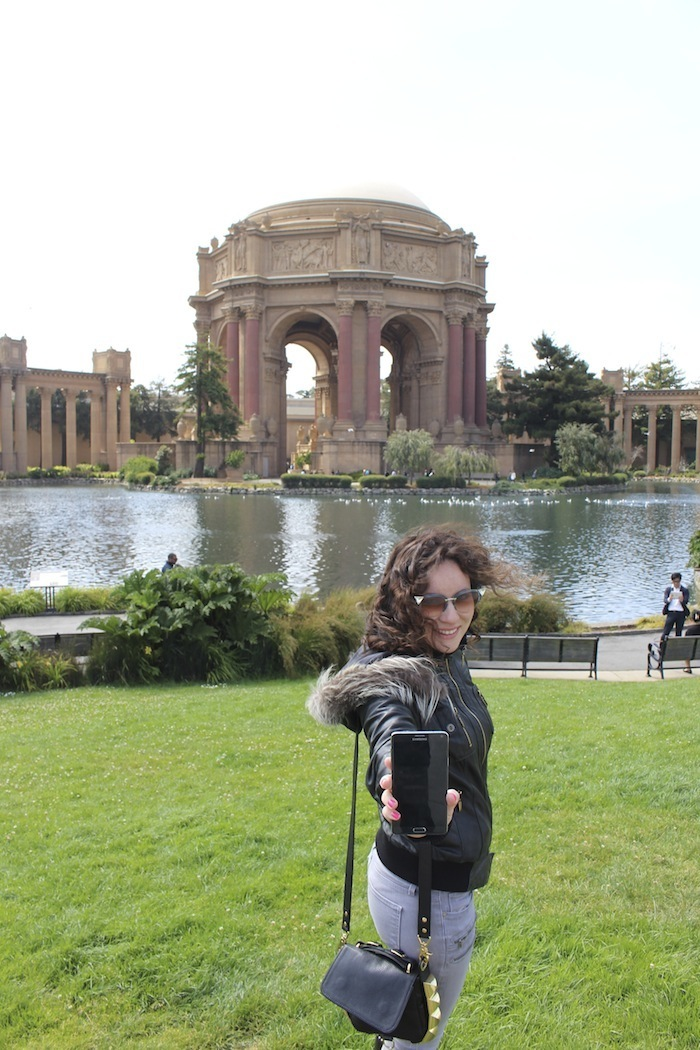 Fashion Blogger Samsung Galaxy Note 4 in San Francisco Travel Adventure