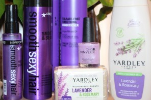 Lavender Inspired: Summer 2015 Beauty Tips