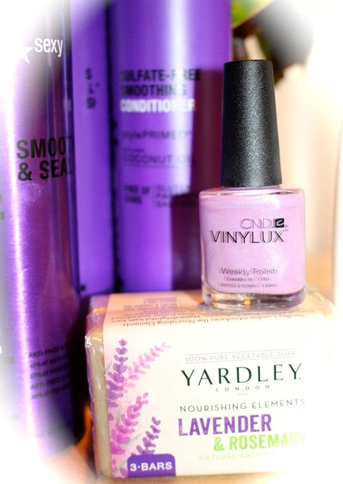 Beauty best 2015 CND Nail Polish in Lilac color