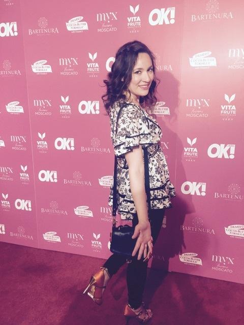 OK Magazine Party Fashion Blogger Style Zimmermann shirt