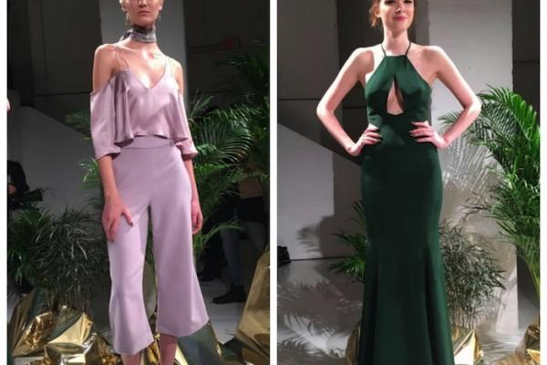 Jay Godfrey Fall 2016 New York Fashion Week Presentation
