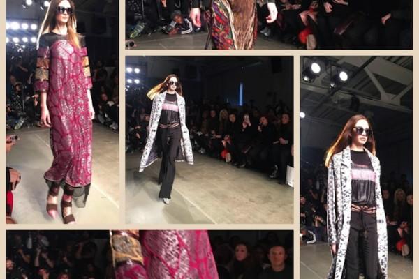 Custo Barcelona Fashion Week Blogger NYFW FAll 2016 Ready Wear Collection