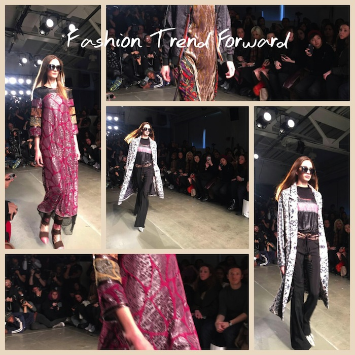 Custo Barcelona Fashion Week Blogger NYFW FAll 2016 Ready Wear Collection