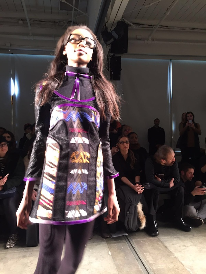 Custo Barcelona NYFW Fall 2016 Ready To Wear Collection Fashion Forward Style