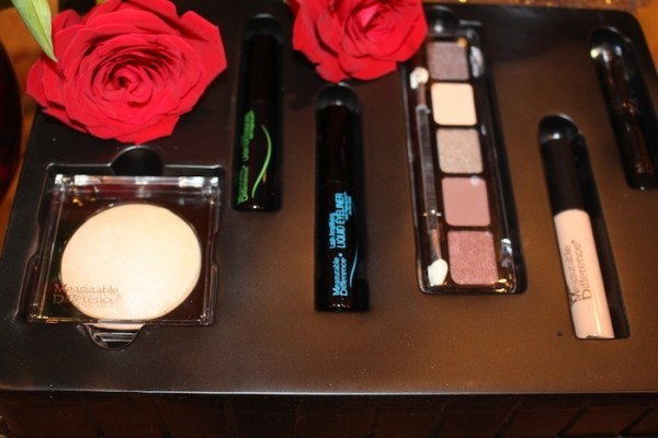 Measurable Difference Makeup