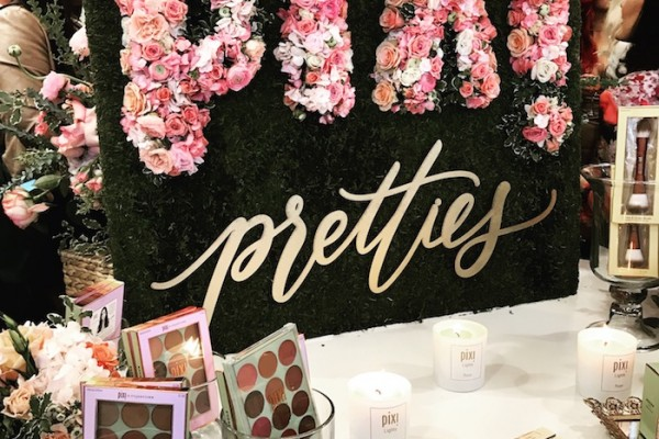 Pixi Store Opening Launch Party Venice Beach Abbot Kinney