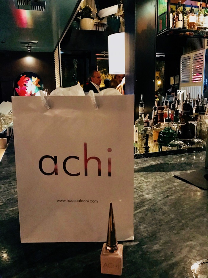 House of Achi Gel Nail Polish LA Launch Party