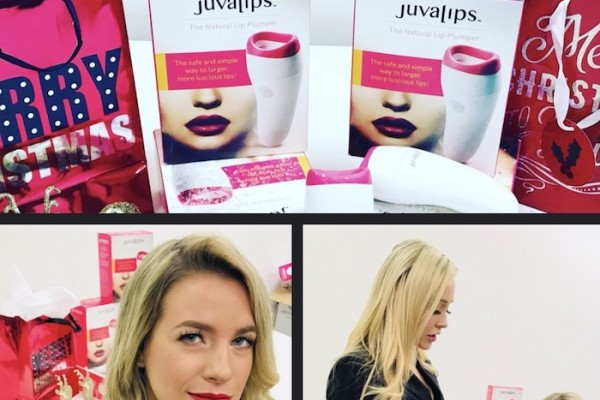 Juva Lips plump lips trend 2017