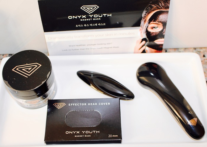 Onyx Youth Magnet Mask Spa Day at Home