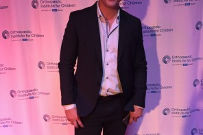 "Interview with Peter Facinelli Host Of Pre-Event Dinner ""Swing For Kids"" Benefiting Orthopedic Institute For Children"