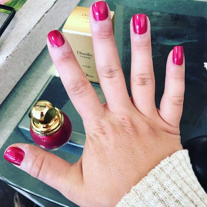 Dior Holiday Nails 2017 Nail Trends | Fashion Trend Forward