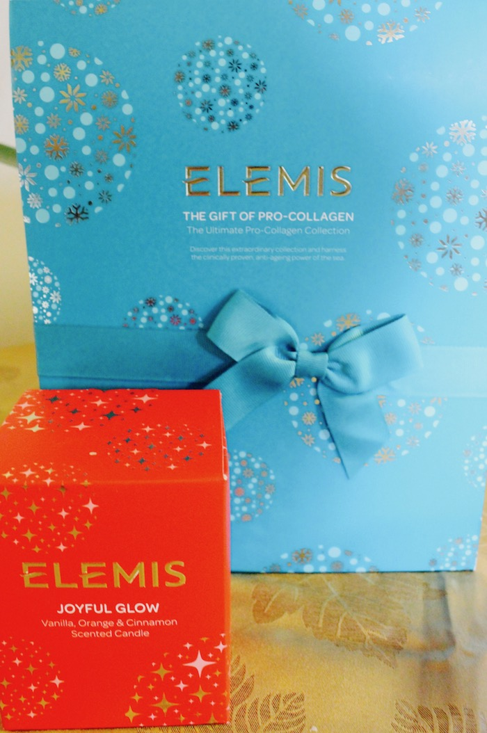 Elemis Pro Collagen Skin Care Line Gift Guide Best Products of 2017