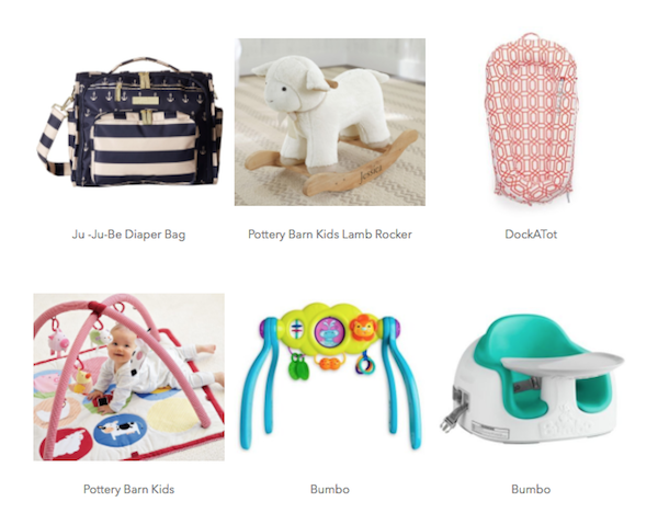 New Moms Holiday Gift Guide 2017 Baby Gift Guide