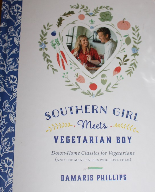 Southern Girl Meets Vegetarian Boy Cookbook
