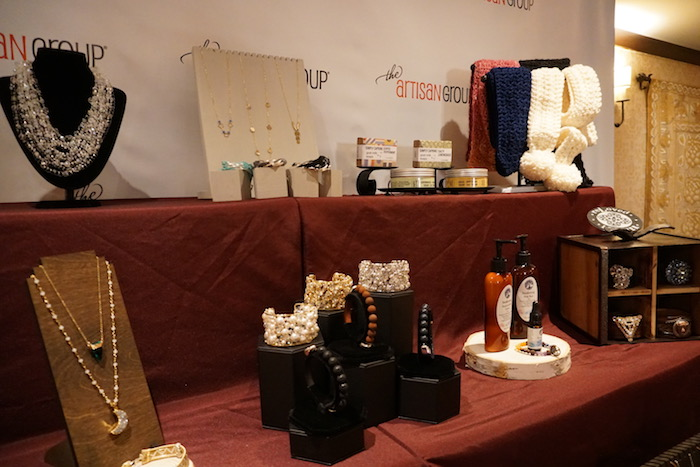 Artisan Group GBK Golden Globes 2018 Gift Lounge in Beverly Hills