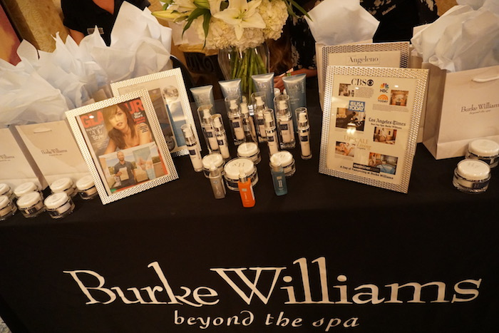Burke Williams Spa 2018 Golden Globes Celebrity Gift Lounge in Bevelry Hills
