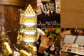 Golden Globes Gift Lounge Rocked Tinsletown