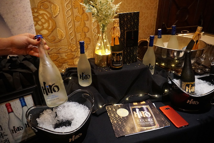 Hiro Sake 2018 Golden Globes Celebrity Gift Lounge Events in Beverly Hills
