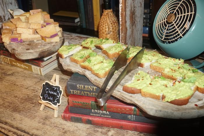 Avocado Toast Firefly Restaurant Studio City Brunch Buffet