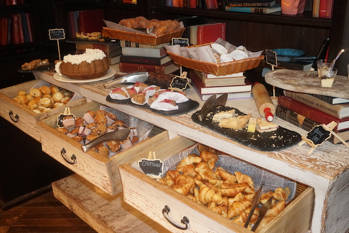 Firefly Restaurant Studio City Brunch Buffet Desserts Pastries