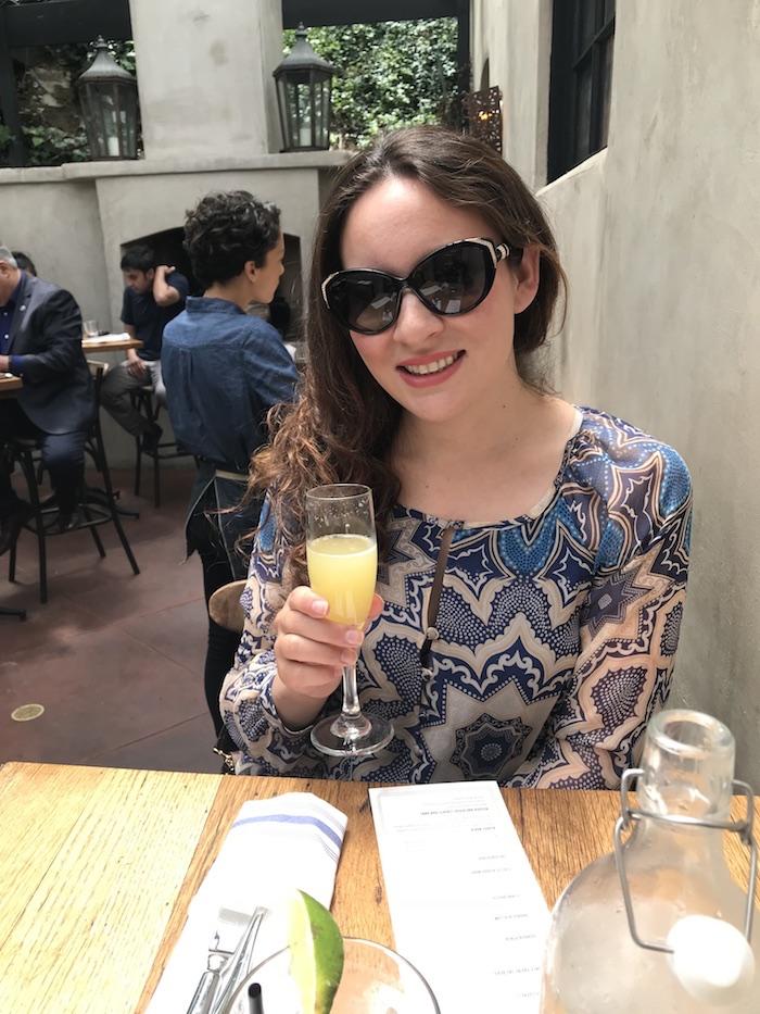 Firefly Studio City Sunday Brunch Los Angeles Style Blogger