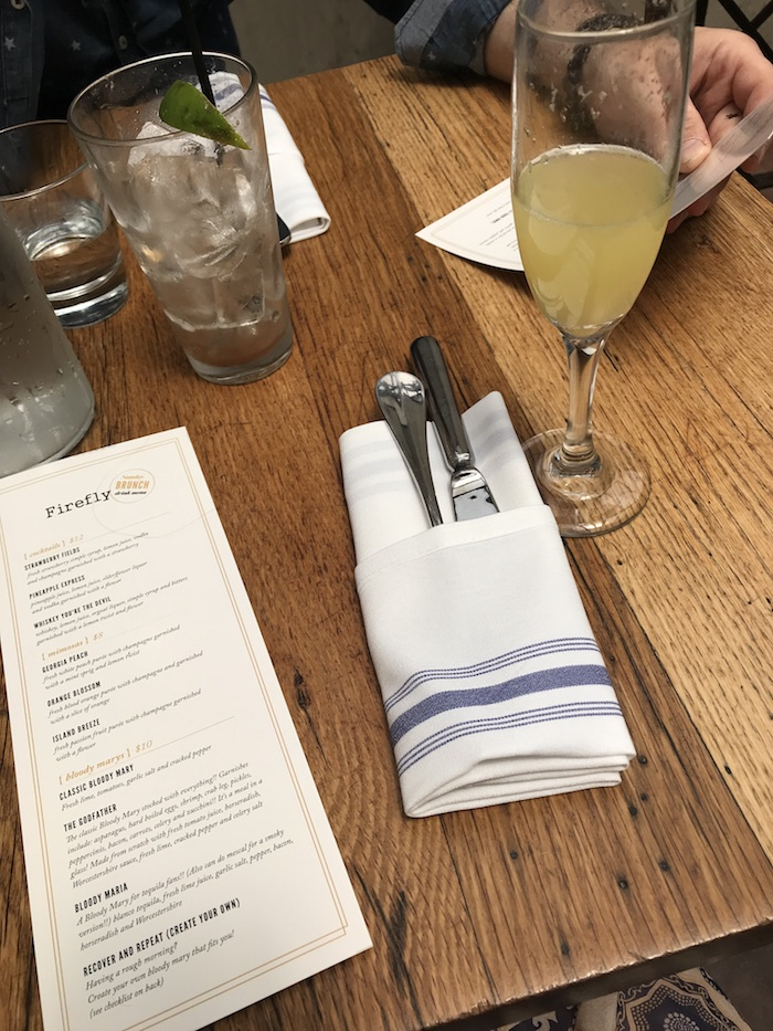 Firefly Sunday Brunch Los Angeles Foodie Guide