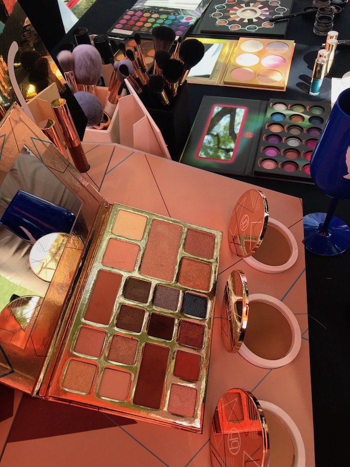BH Cosmetics Beauty Trends 2018 at Simply Blogger Conference
