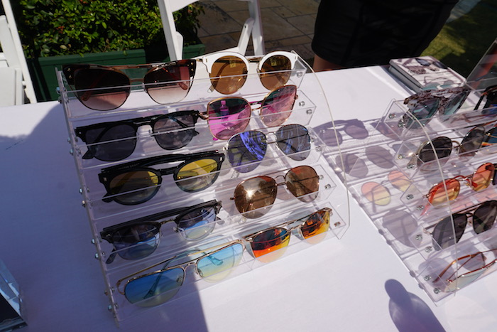 Foster Grant Sunglasses at Simply Blogger Conference in LA Fashion Influencers Event
