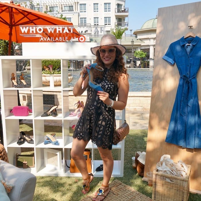 Who What Wear Simply Blogger Conference in Los Angeles