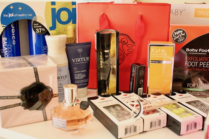 2018 Holiday Gift Guide For Beauty Girls