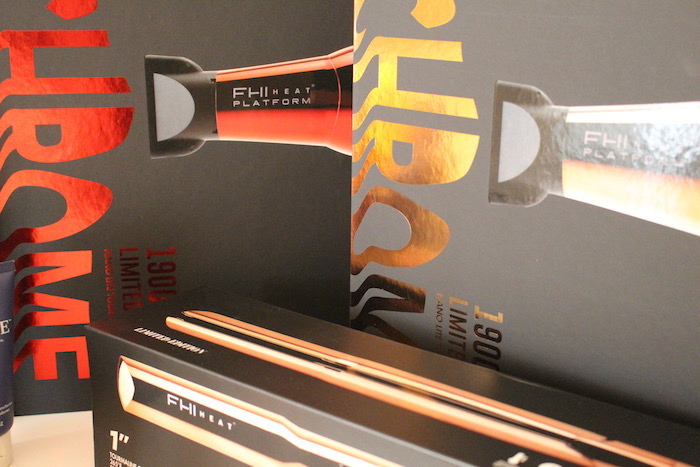 FHI Heat Platform Blowdryer and Flat Iron in Rose Gold Limited Edition