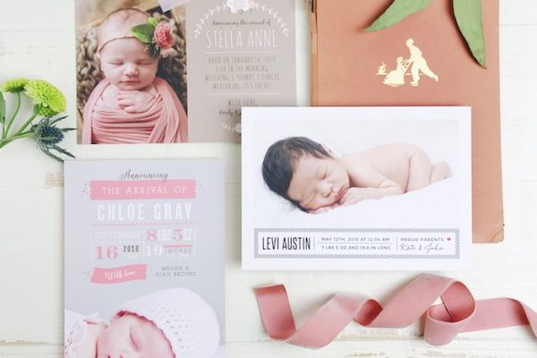 Birth Baby Announcement Invitations Basic Invite.jpg