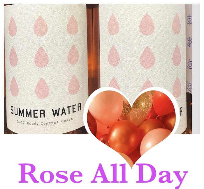 Summer Water Rose All Day Wine Valentines Day Wine Ideas