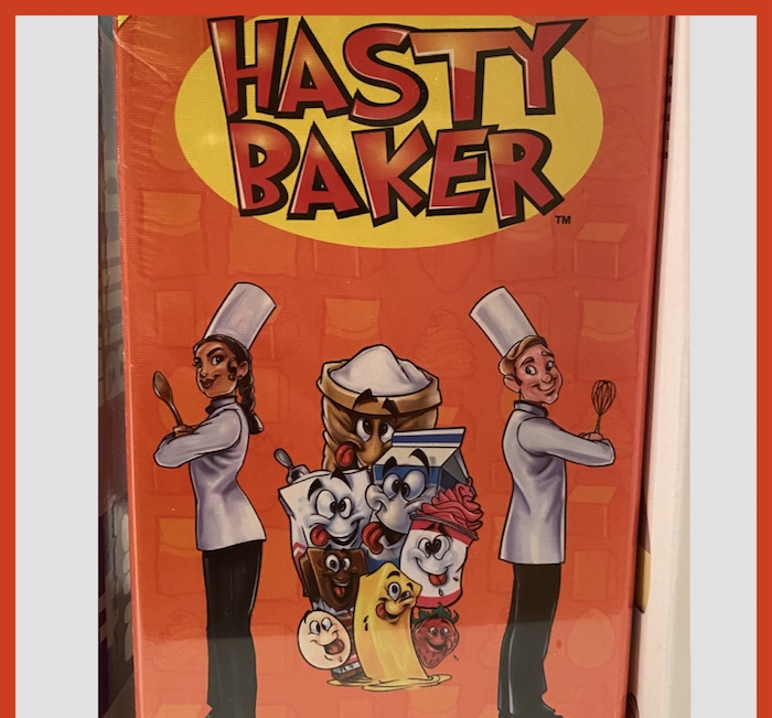 Hasty Baker Card Game about Baking