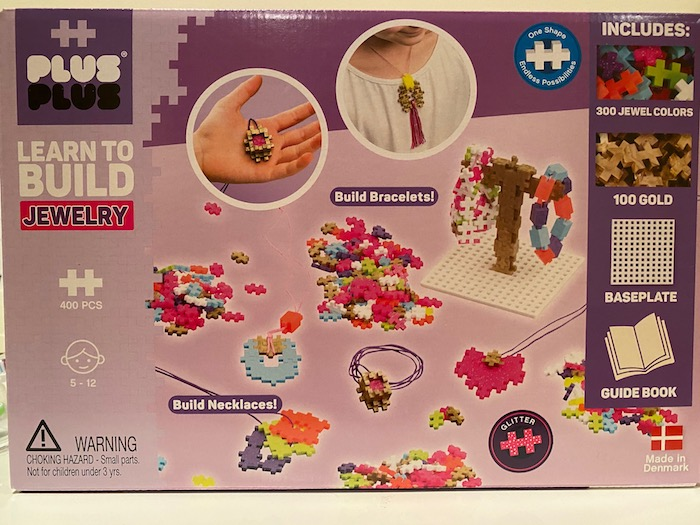 Learn To Build Jewelry Toys For Kids