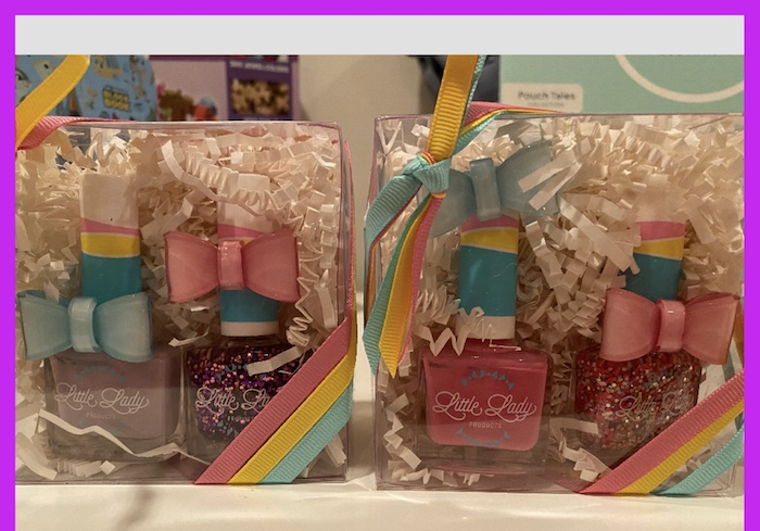 Little Lady Nail Polish For Kids