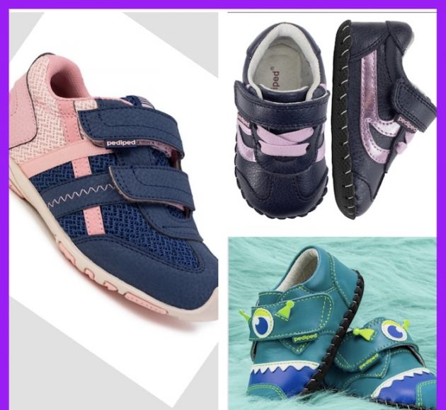 PediPed First Walking Shoes For babies and toddlers