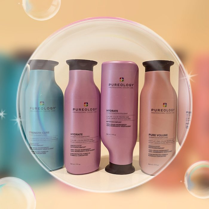 Pureology Hair Trends Vegan Shampoo