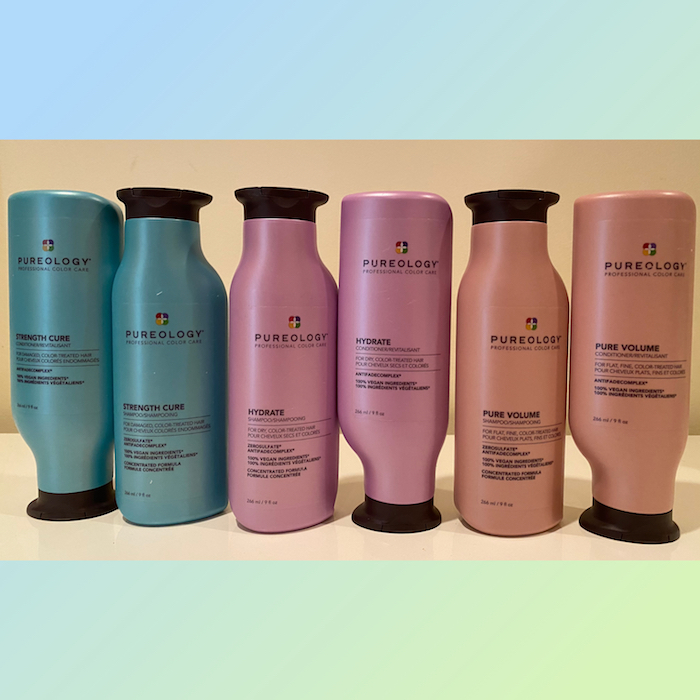 Pureology Vegan Color Care Shampoo and Conditioner