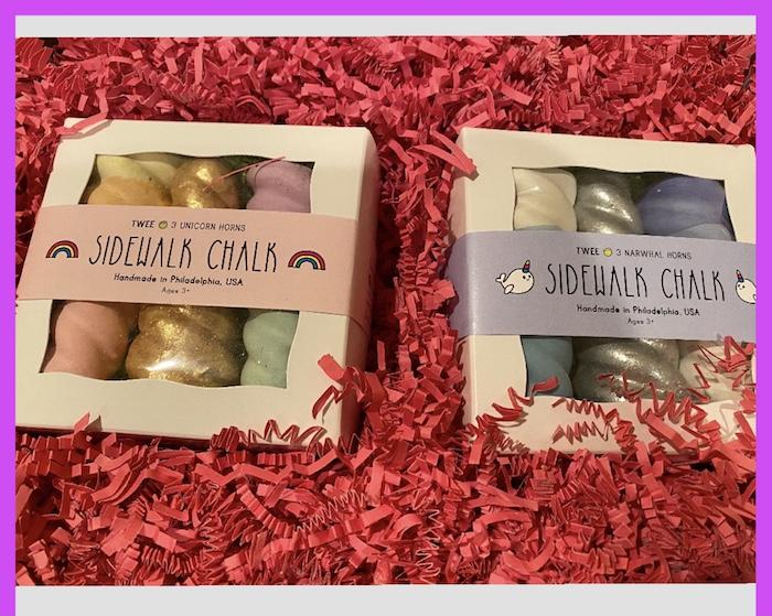 Twee Unicorn Chalk Kids Best Gifts